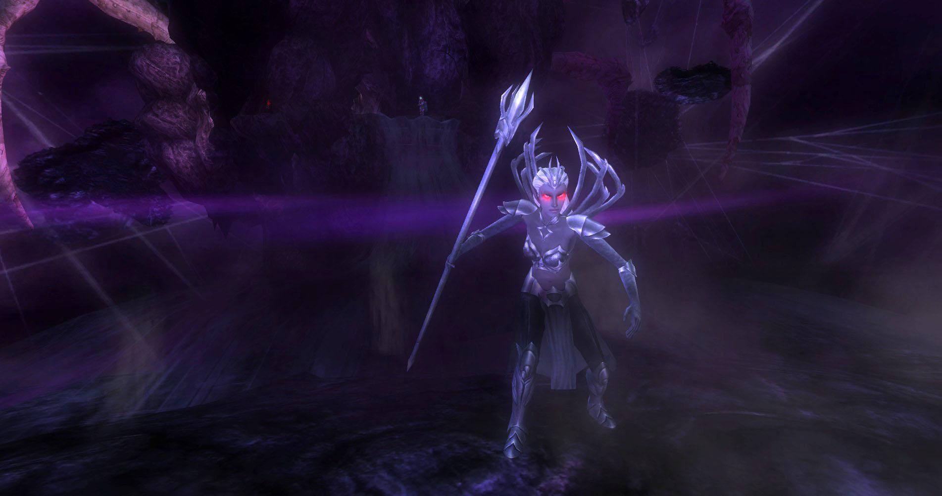 ddmsrealm-ddo-demonweb-high-priest-casting
