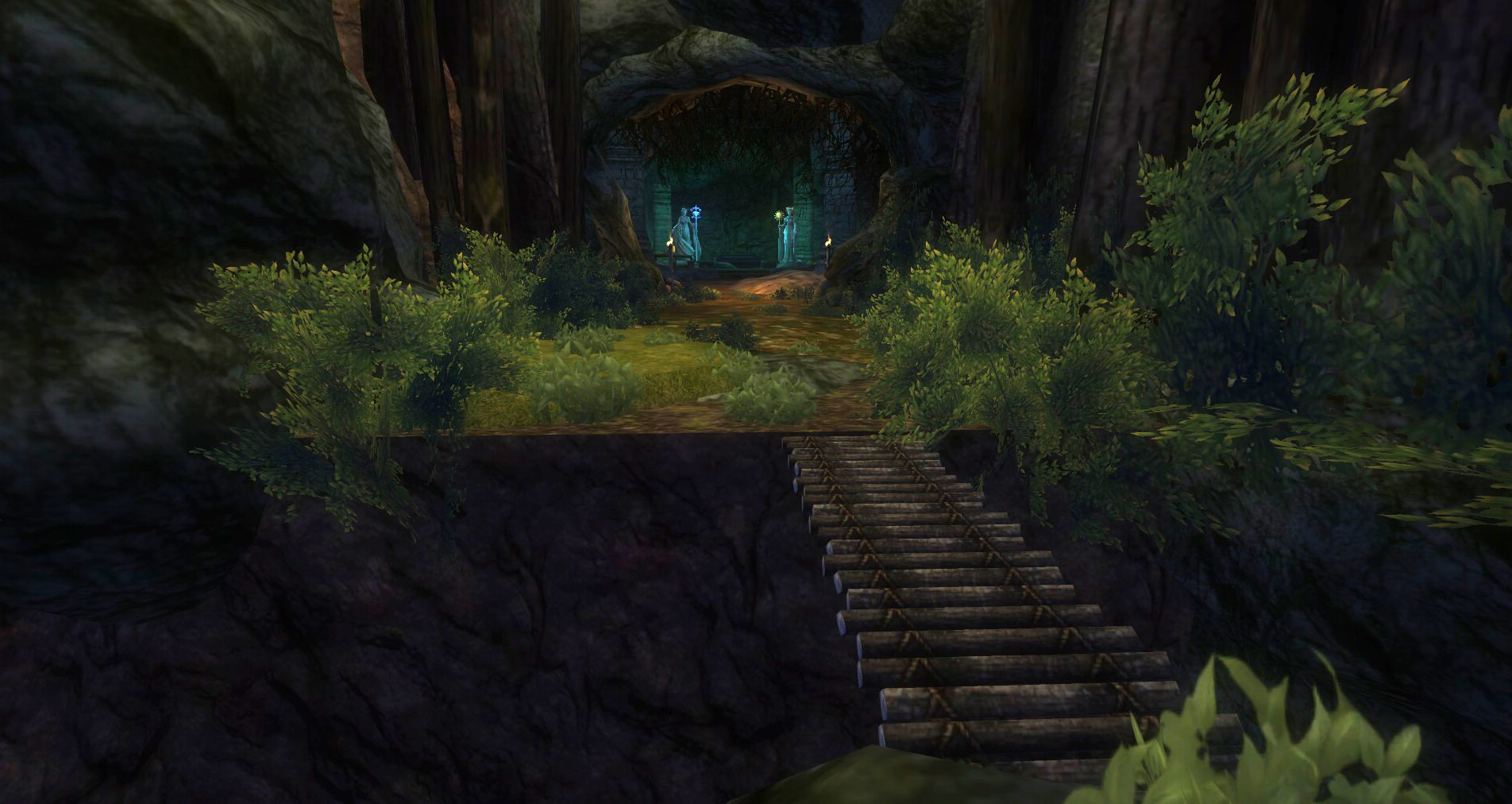 ddmsrealm-ddo-thorn-and-paw-bridge-to-shrine