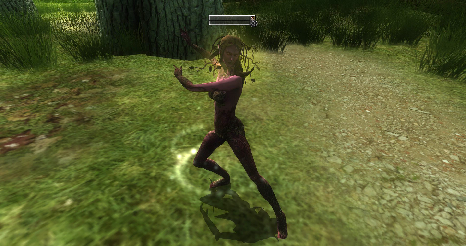 ddmsrealm-ddo-the-kings-forest-dryad-sparkle