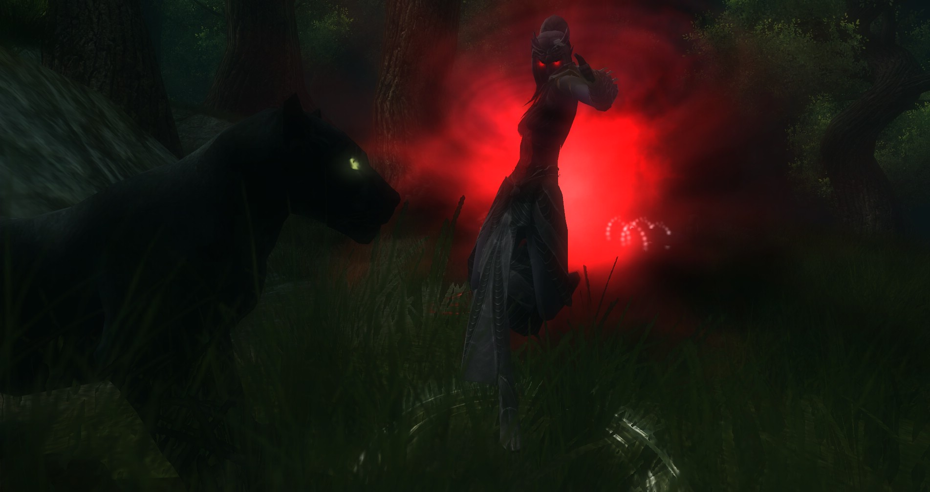 ddmsrealm-ddo-the-kings-forest-priestess-casting