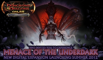 Dungeons and Dragons Online Menace of the Underdark Collectors Edition