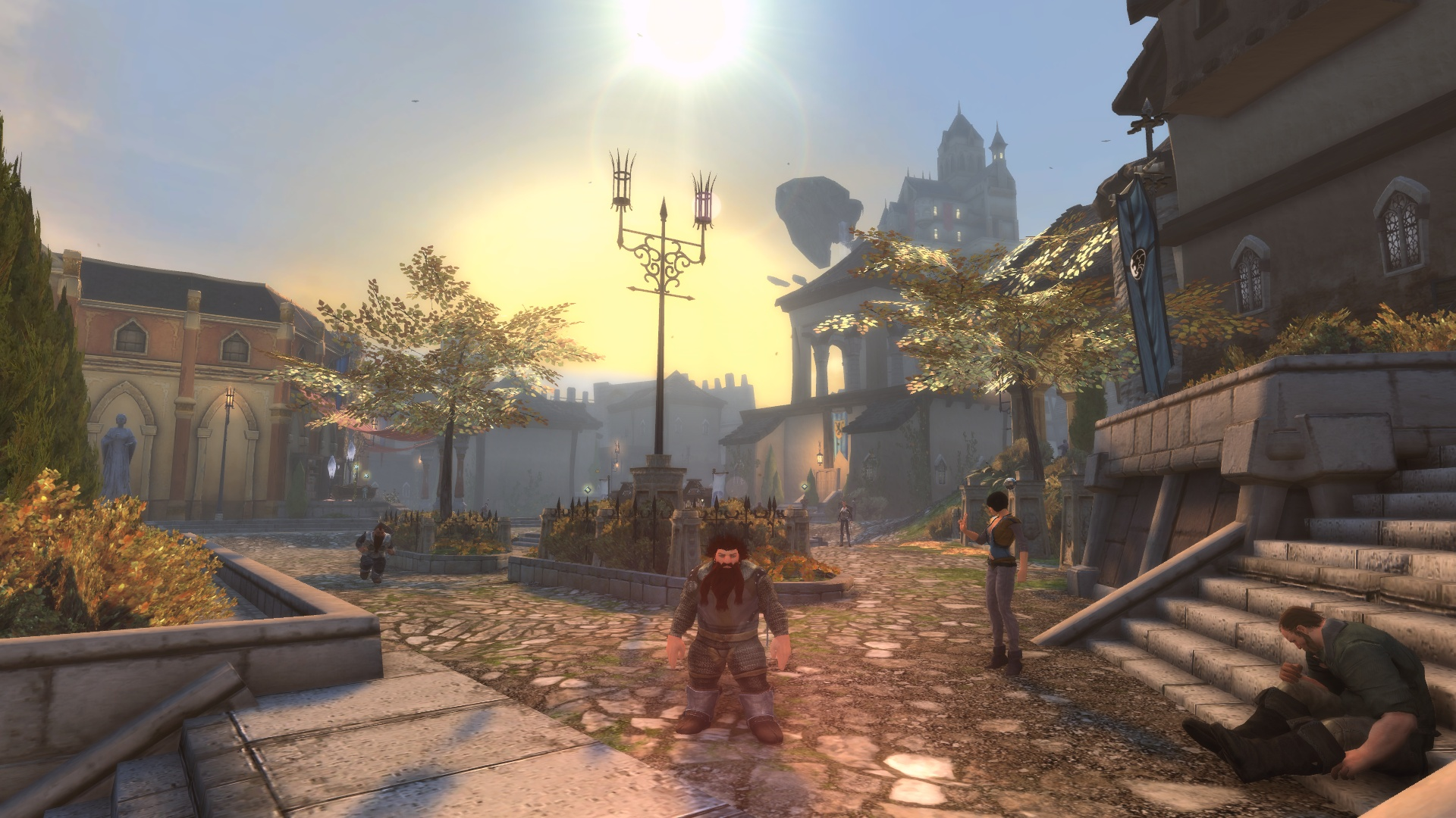 10 topics. Free to Play Neverwinter MMO in the City.