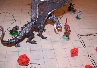 Dungeons and Dragons Next: Rise of the Underdark